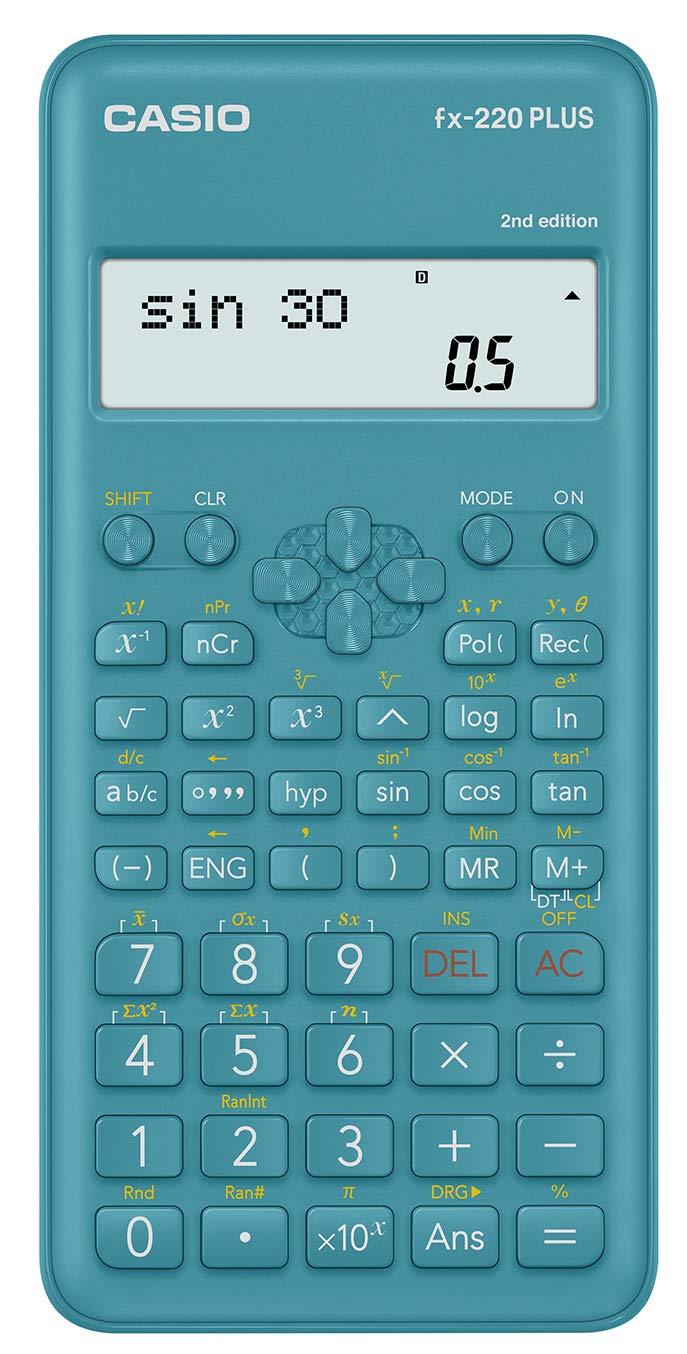 Casio calcolatrice scientifica