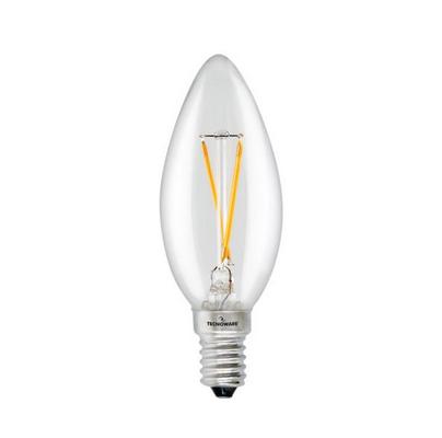 Tecnoware Lampada Led Filamento 3W E14
