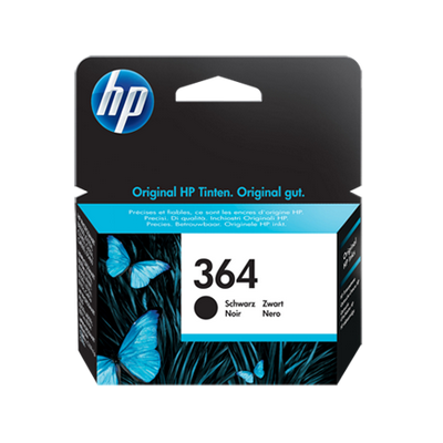 HP CB316EE N364 INK JET NERO BLISTER