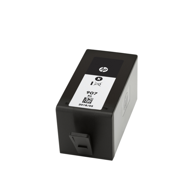 Hp 907xl Ink Jet Nero Cartridge
