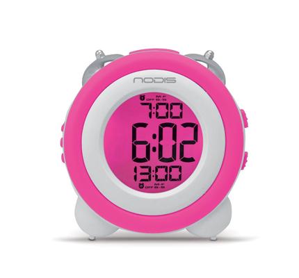 Nodis Orologio Sveglia NT-CL04P Pink