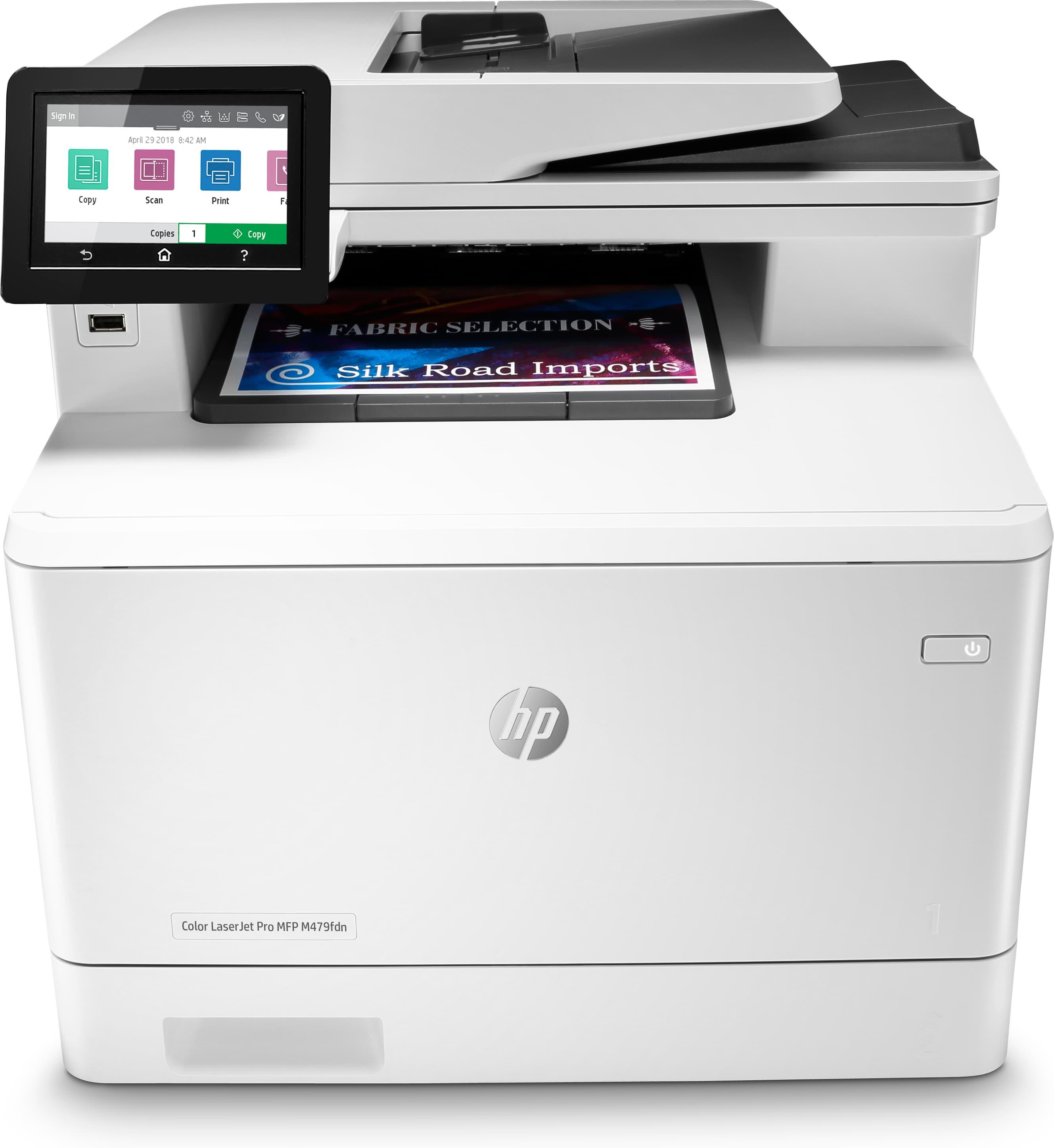 HP Multifunz. Color LaserJet Pro M479fdn