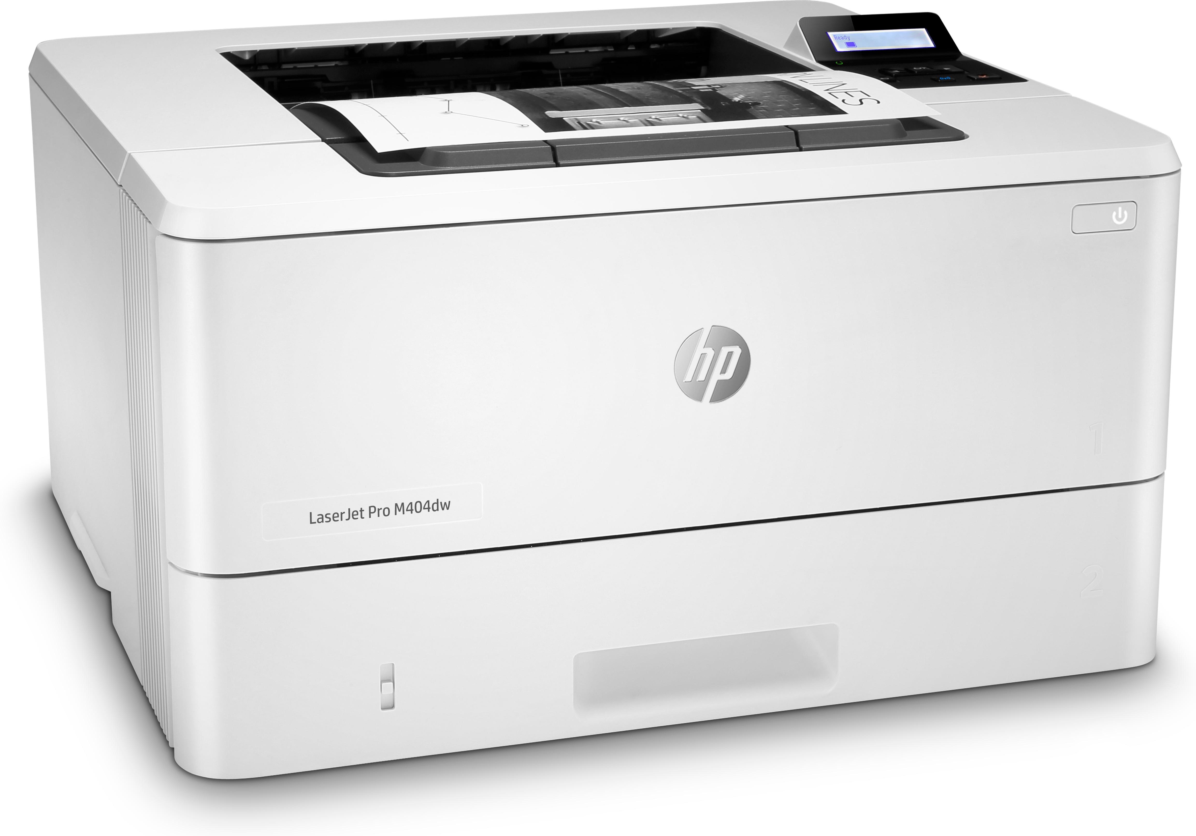 HP Stampante LaserJet Pro M404dw