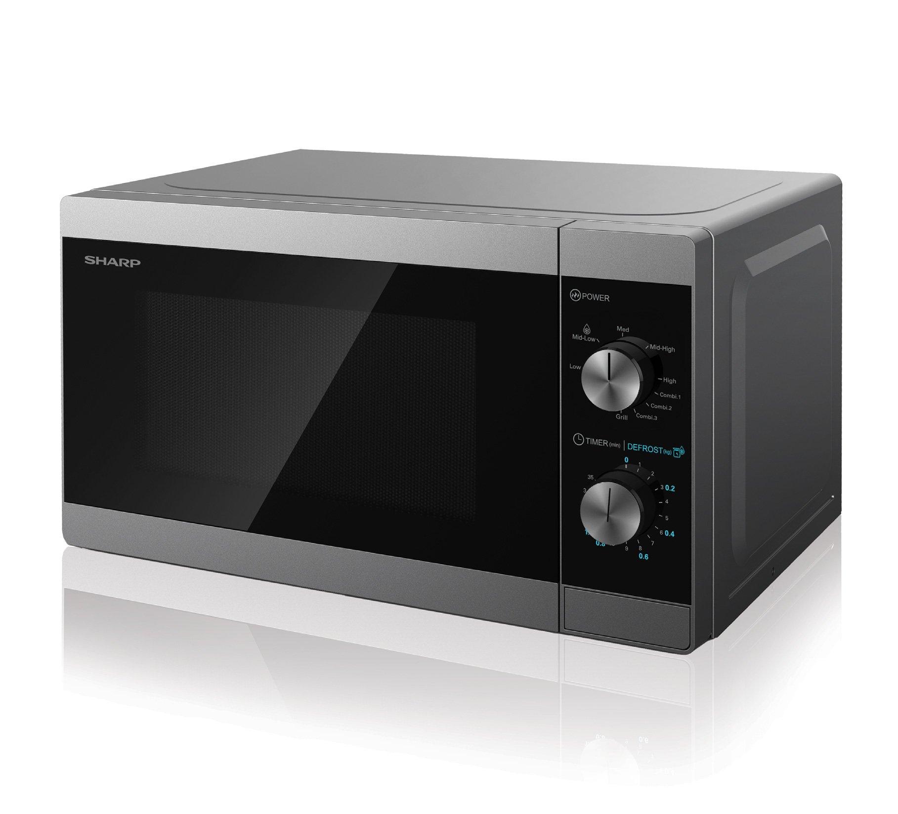 Sharp Microwave 20L Meccanico Grill 1000