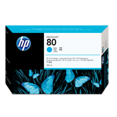 Hp C4846a N80 Ink Jet Ciano