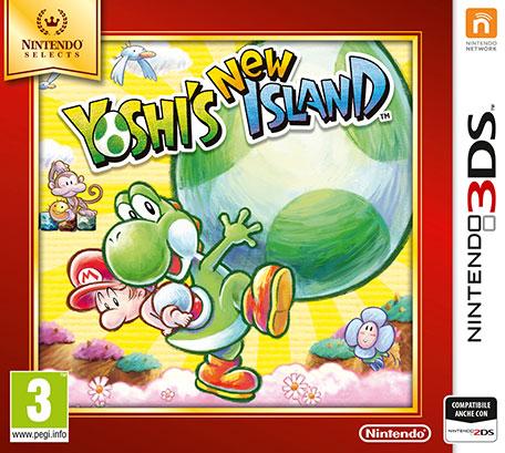 NINTENDO 3DS Yoshi's New Island Select