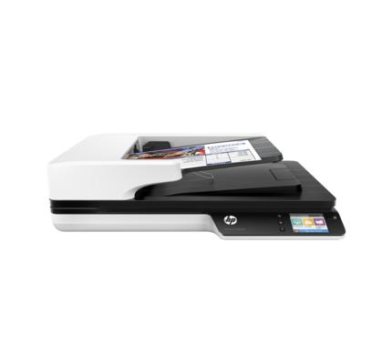 HP Scanner Scanjet 4500 fn1