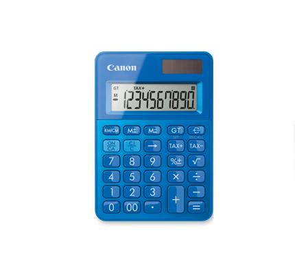 Canon Calcolatrice LS-100K-MBL RR HWB