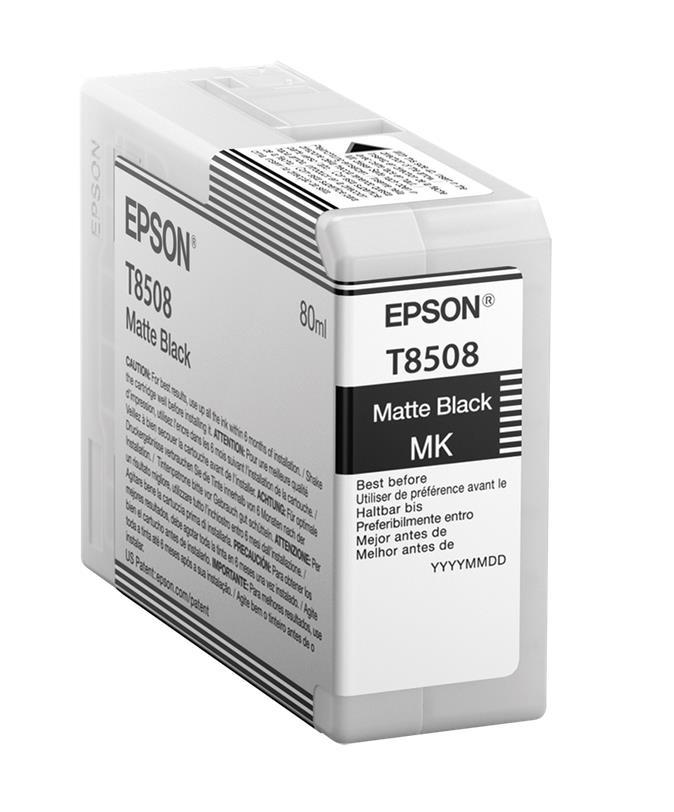 Epson T8508 Ink Jet Bk Matte