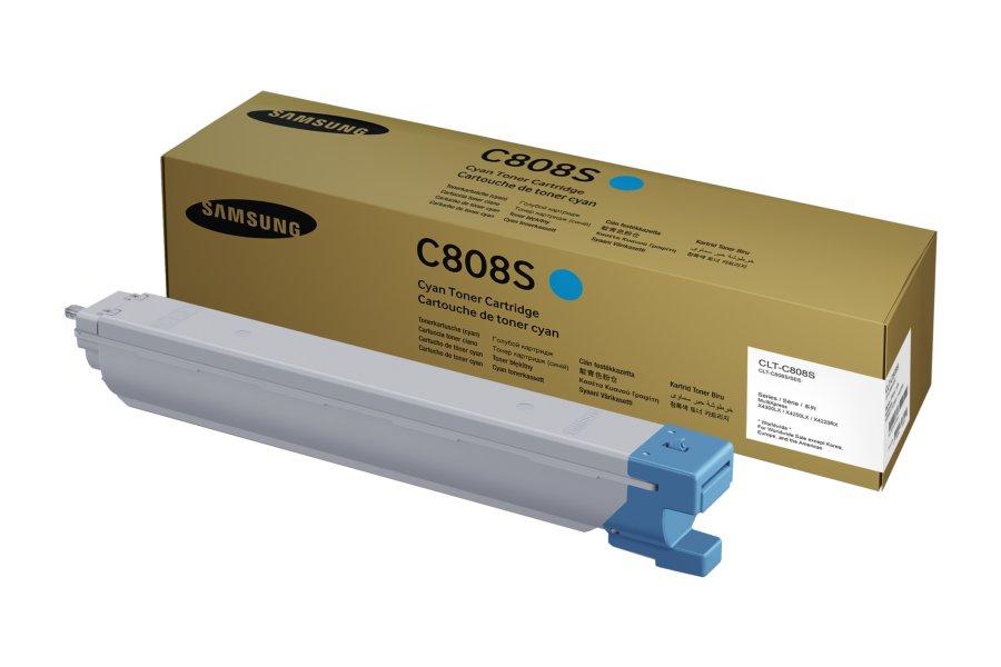 Samsung Clt-c808s Toner Ciano**