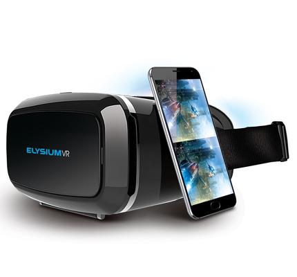 VISORE Goclever Elysium VR