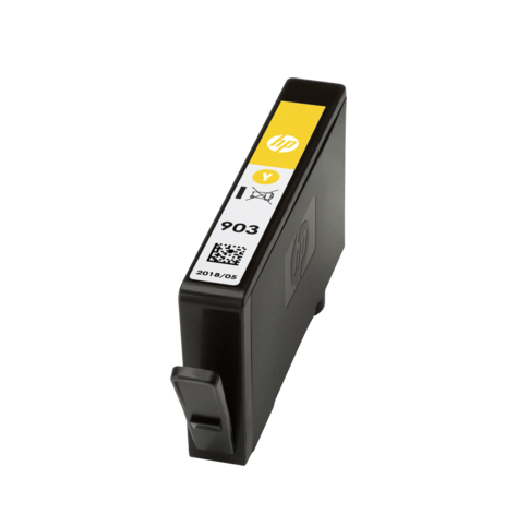 HP 903 INK JET GIALLO CARTRIDGE