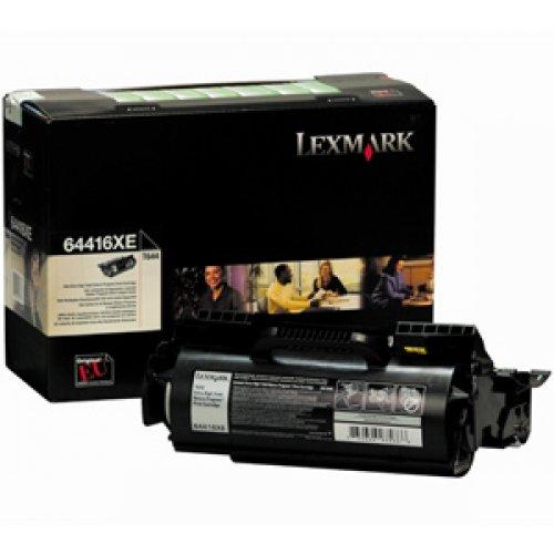 LEXMARK T644 64416XE TONER NERO RETURN H