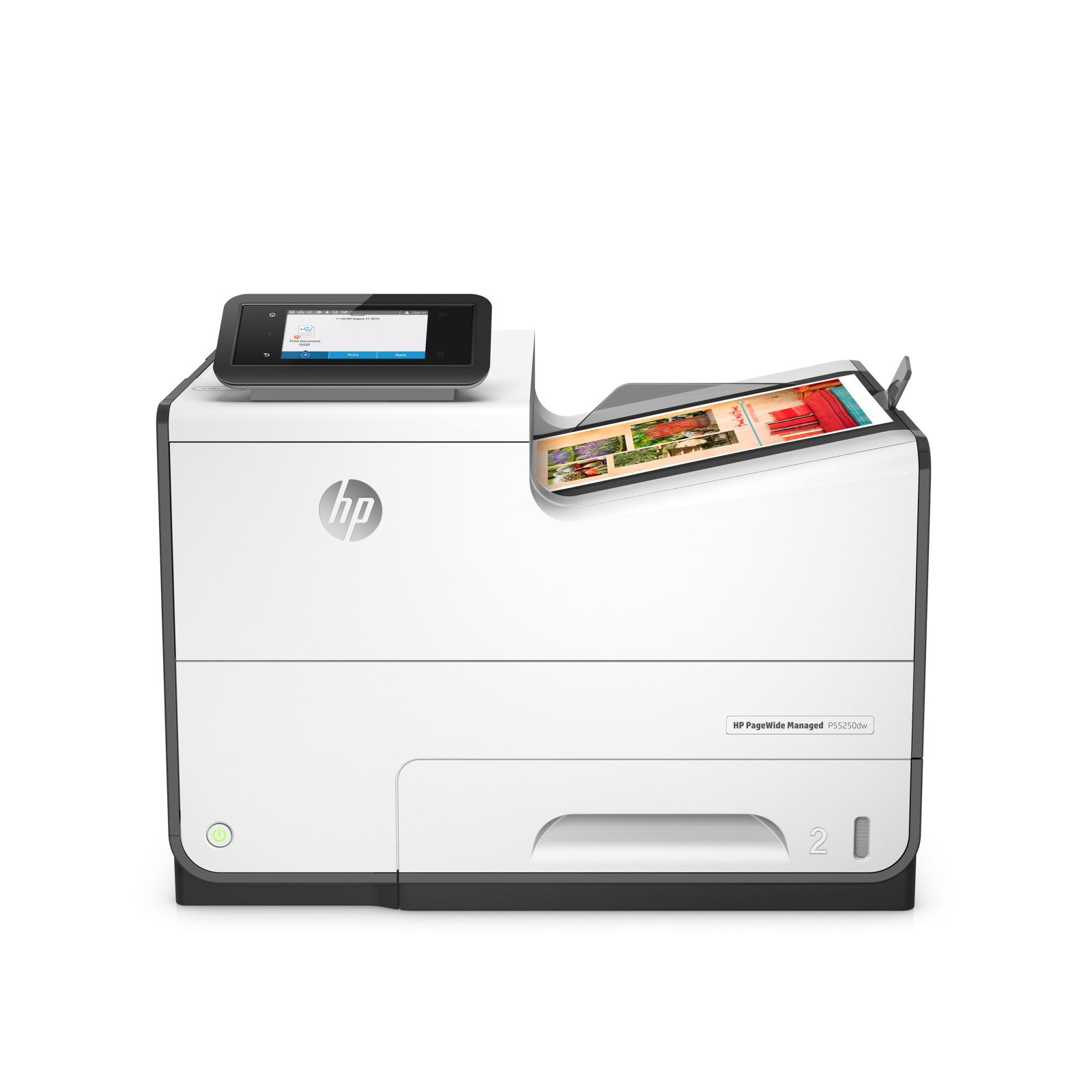 HP Stampante PageWide Managed P55250dw