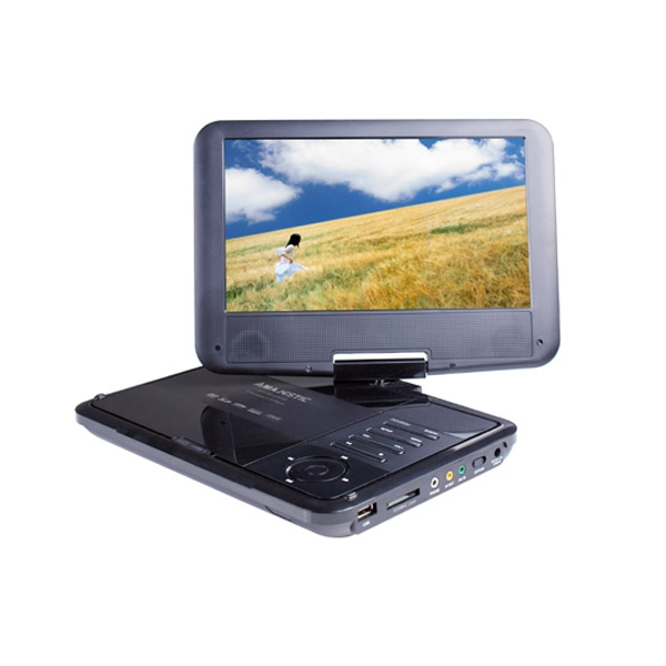 MAJESTIC LETTORE DVD/MPEG4 9 LCD