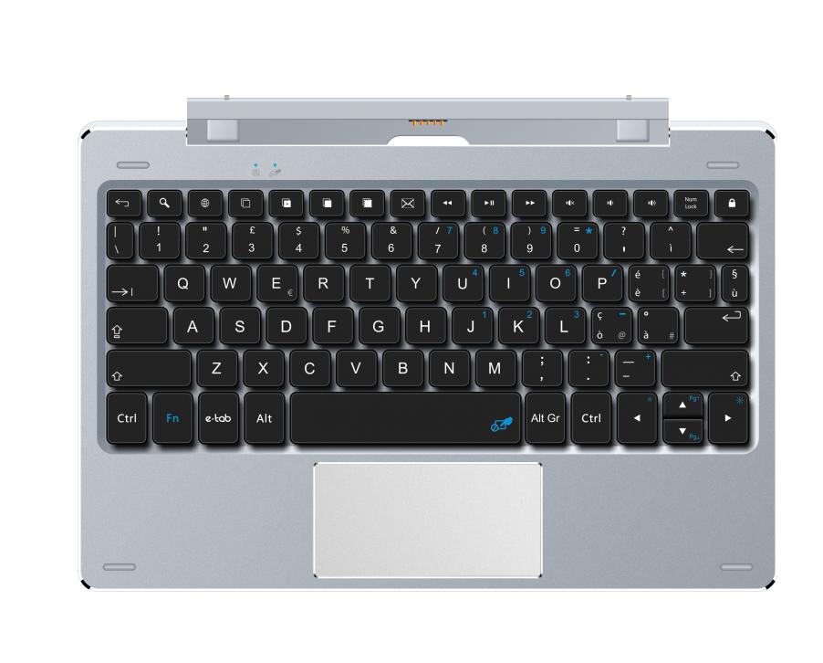 E-TAB Tastiera e-keyb. per E-TAB STYLE