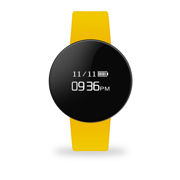 TECHMADE smartwatch YELLOW