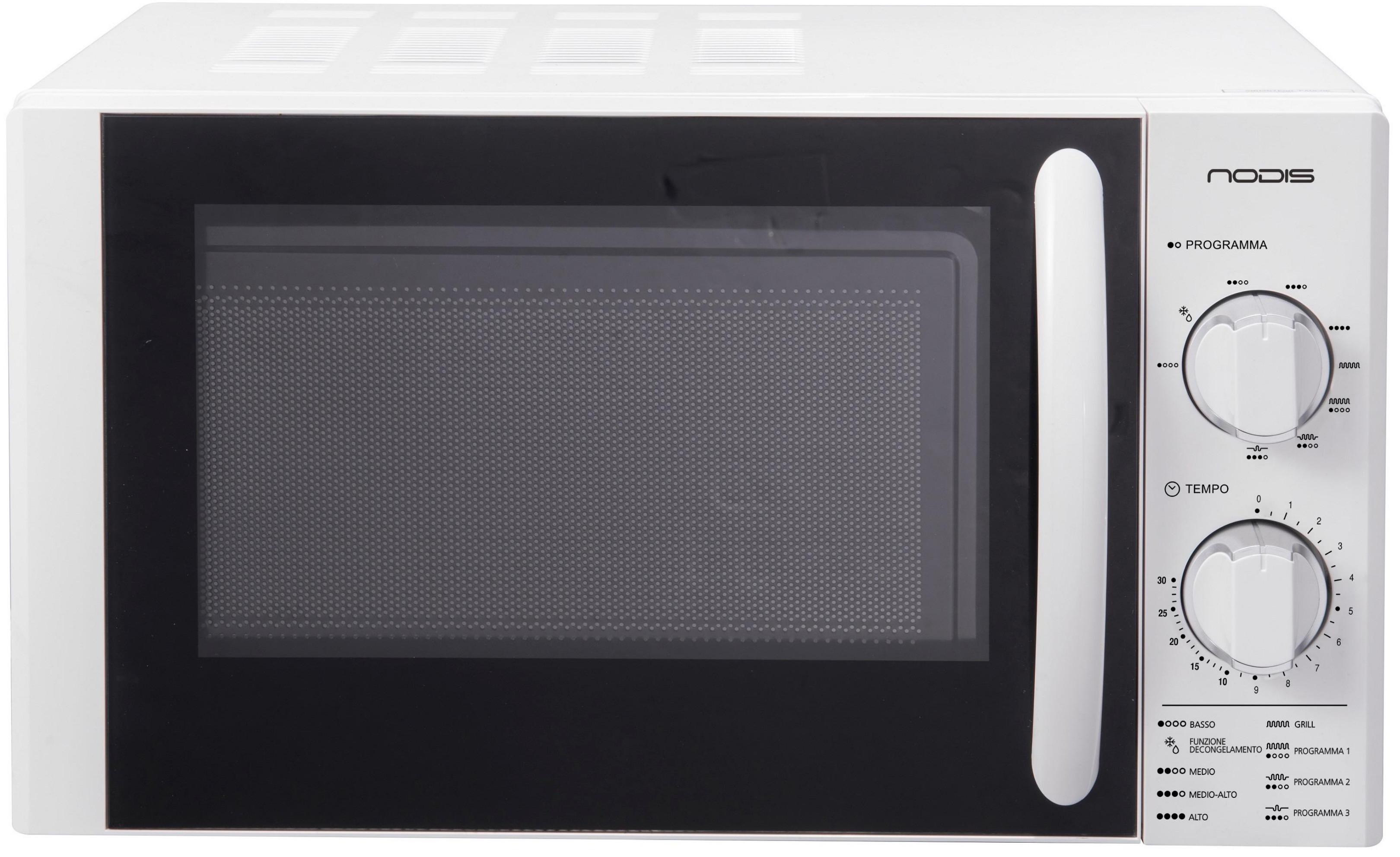 Nodis Forno Microonde grill meccanico 20