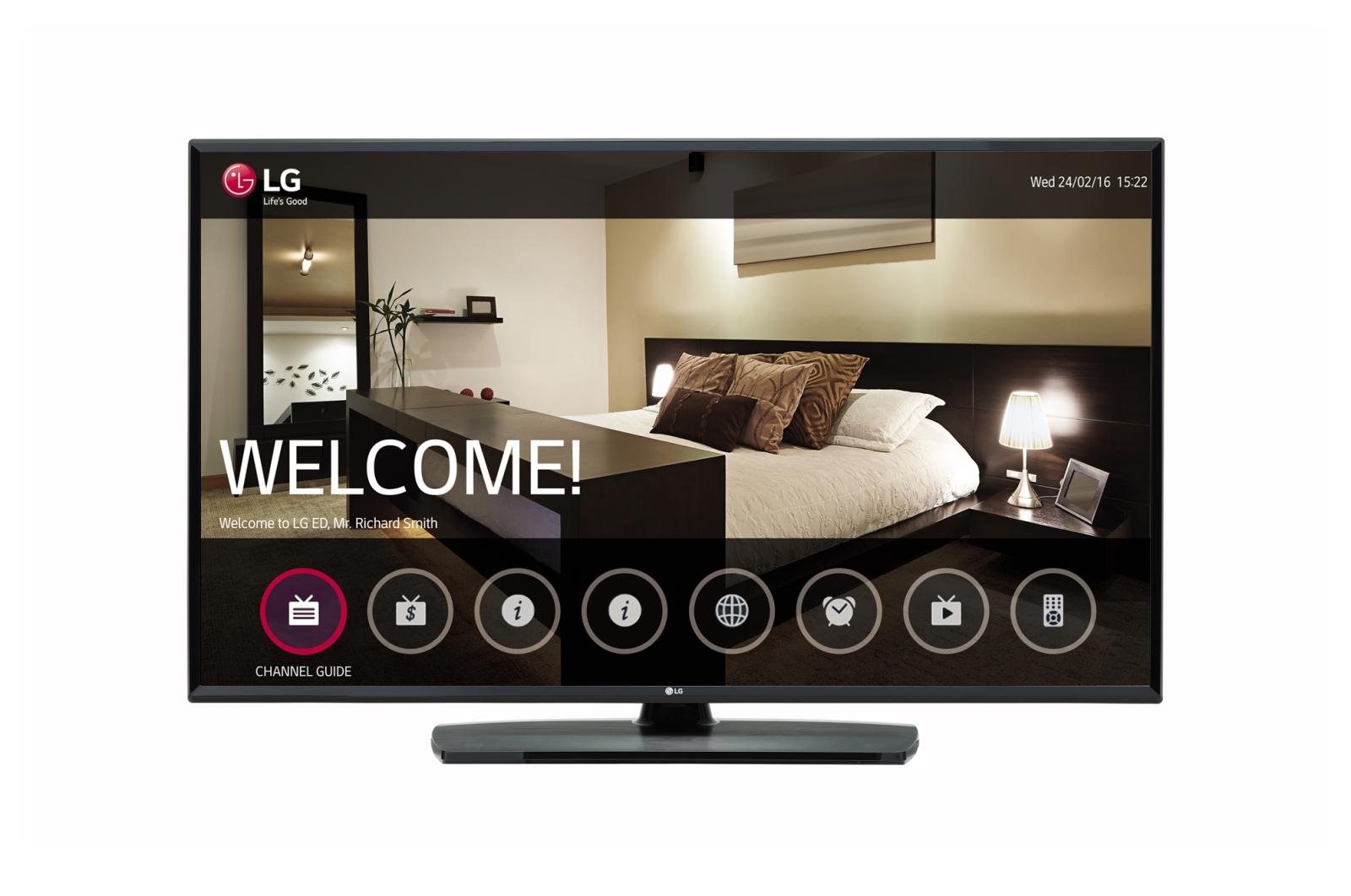 LG HOTEL TV 43 43LU341H
