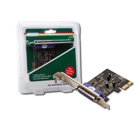 DIGITUS SCHEDA PCI-EXPRESS 1 PORTA PARAL