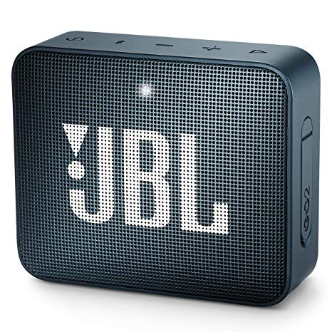 JBL AUDIO SPEAKERS - GO2 NAVY