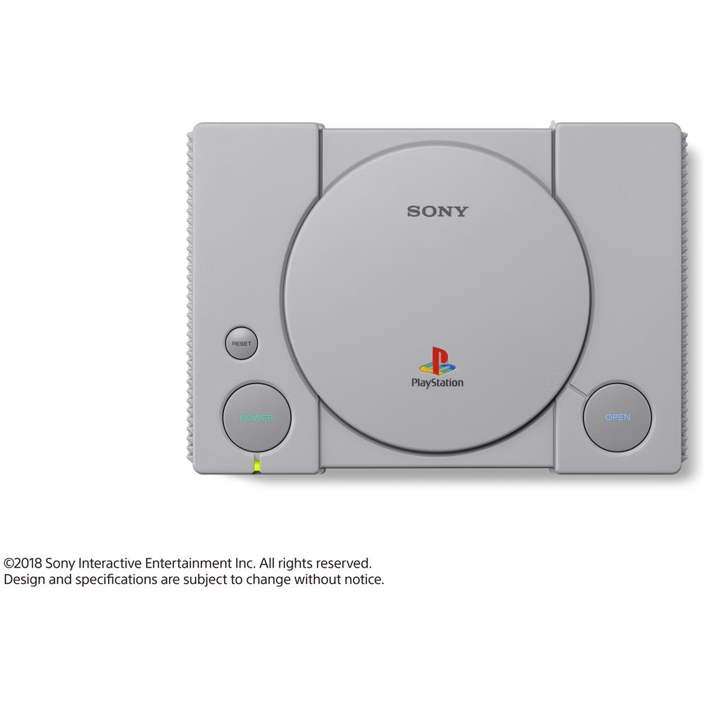 SONY PLAYSTATION CLASSIC DAY ONE 3/12