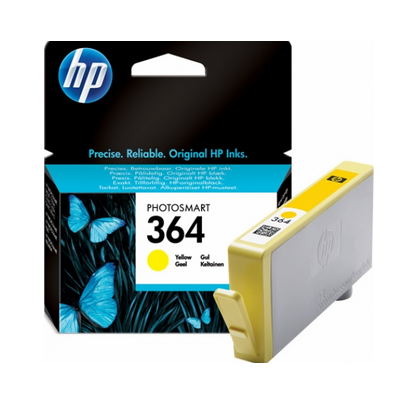 Hp Cb320ee N364 Ink Jet Giallo