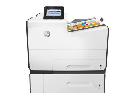HP Stamp. PageWide Enterprise Col 556xh