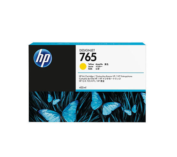 HP F9J50A HP 765 INK JET GIALLO []
