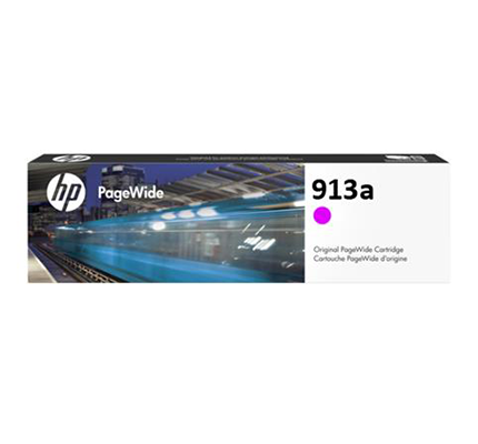 HP F6T78AE HP 913A INK MAGENTA PAGEWIDE