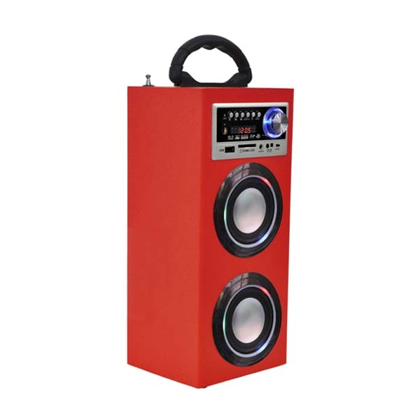 MAJESTIC ALTOPARLANTI TORRE BT TS-78 RED