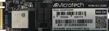 MICROTECH SSD 960GB PCI-e