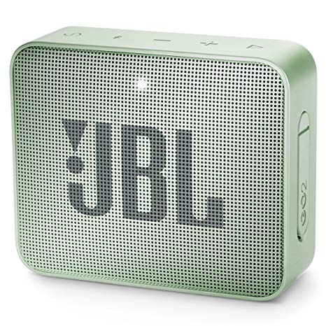 JBL AUDIO SPEAKERS - GO2 MENTA