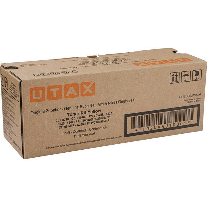 Utax Cdc-1626 Toner Giallo