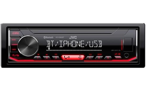 JVC AUTORADIO - DIGITAL MEDIA RECEIVER