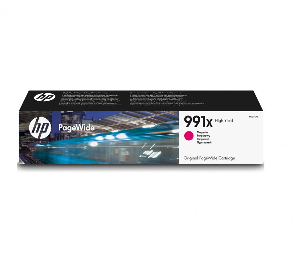 HP F6T77AE HP 991X INK MAGENTA PAGEWIDE
