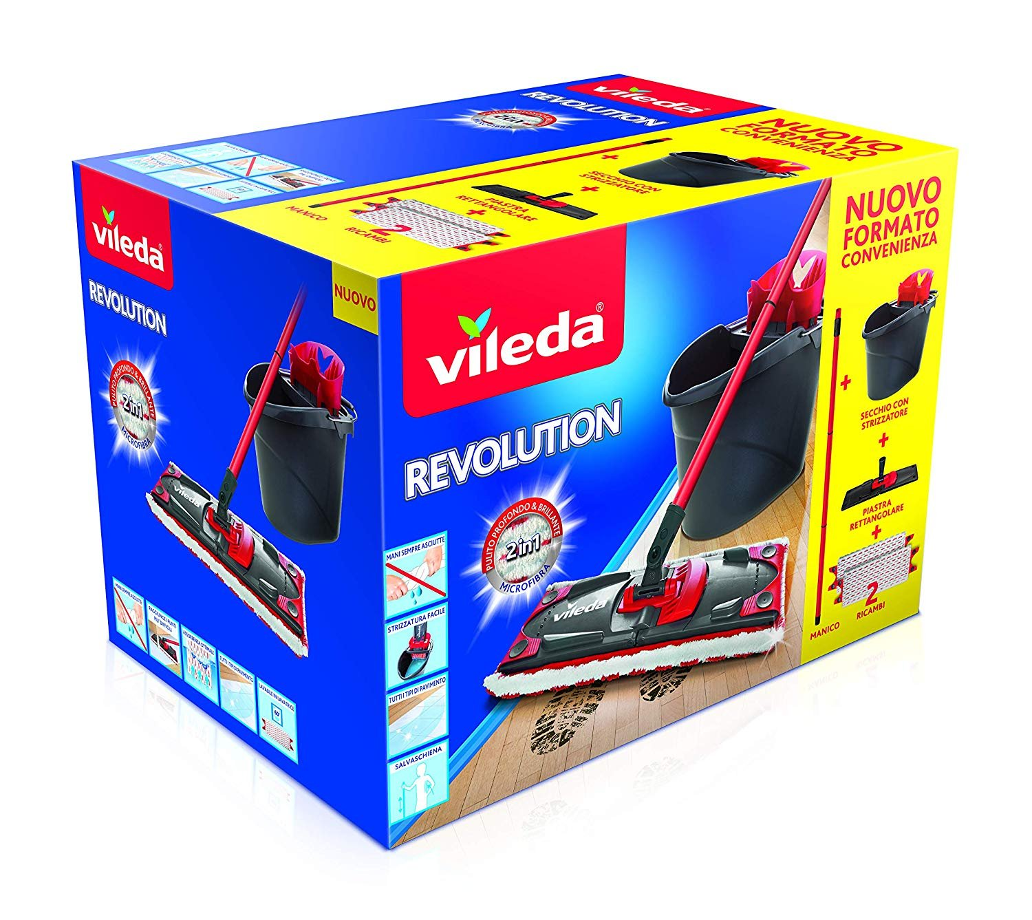 VILEDA BOX MOCIO REVOLUTION