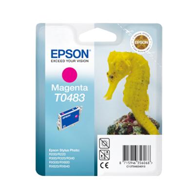 Epson Spr200 T04834020 Ink Jet Magenta