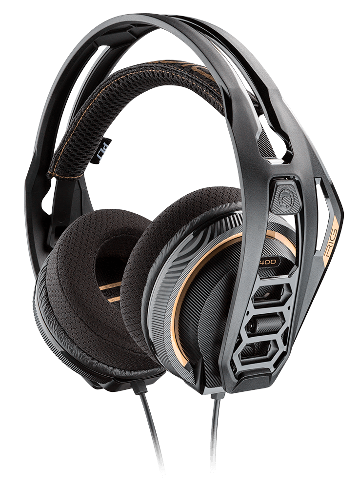 PLANTRONICS CUFFIA GAMING RIG 400 PC