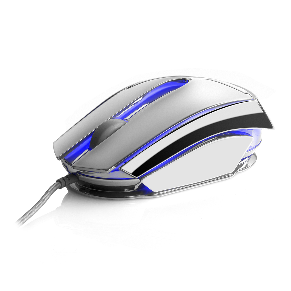 NGS WIRED MOUSE ICE 7 COLORI