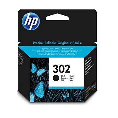 HP F6U66AE 302 INK JET NERA