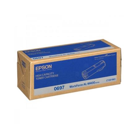 EPSON ALM400DN S050697 TONER NERO HC