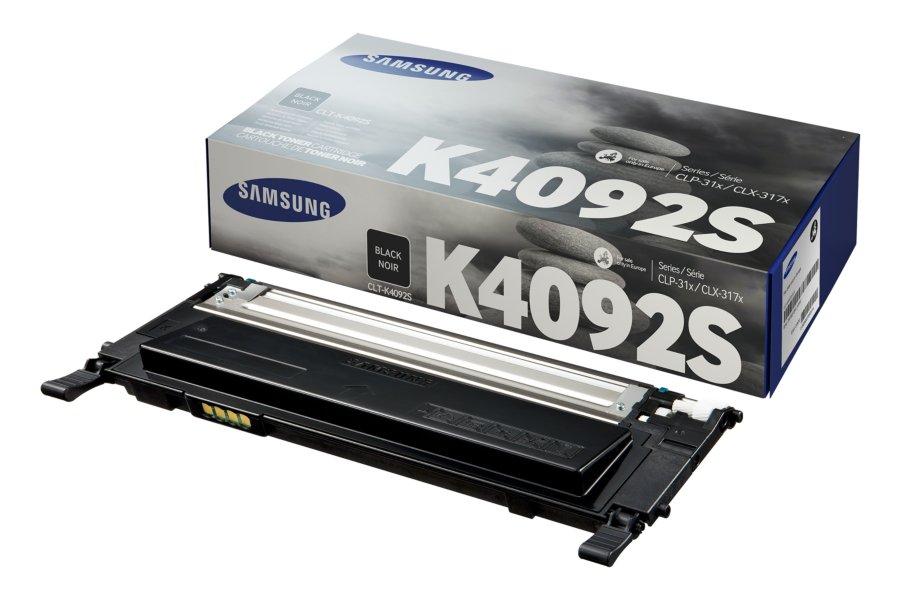 HP S-PRINTING TONER NERO CLT-K4092S