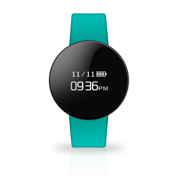 TECHMADE smartwatch LIGHT GREEN