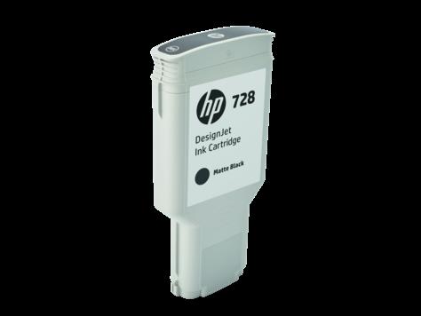 Hp F9j68a Hp 728 Ink Cartridge Matte Bk