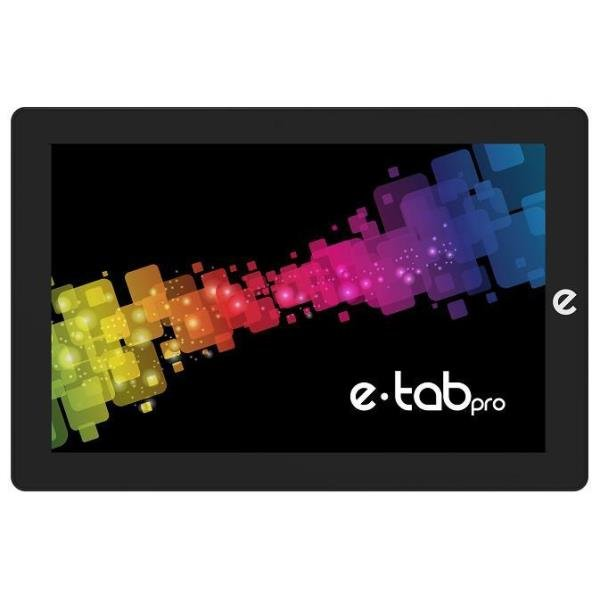E-TAB Pro 10.1 WiFi 64+64GB W10P
