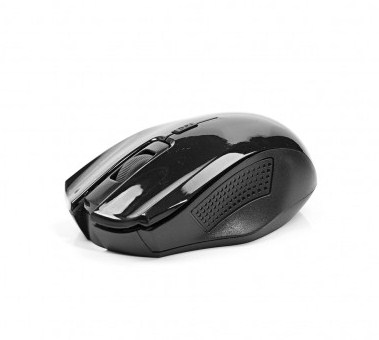 MACHPOWER MOUSE WIRELESS RIC USB BLACK