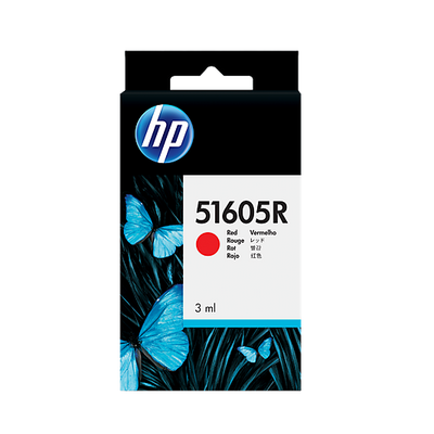 Hp 51605r Ink Jet Rosso