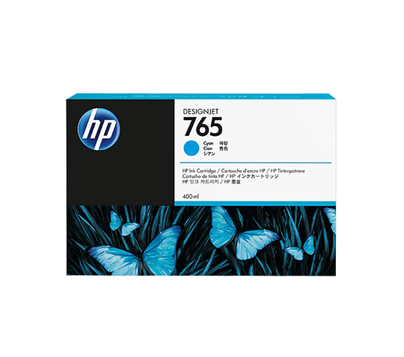 HP F9J52A HP 765 INK JET CIANO []