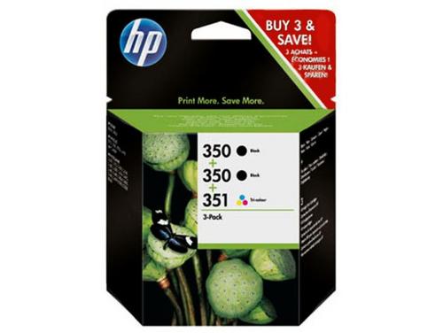 HP SD448EE 350/350/351 INKJET C/M/Y/K